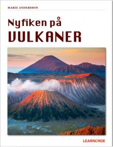Nyfiken på vulkaner - omslag
